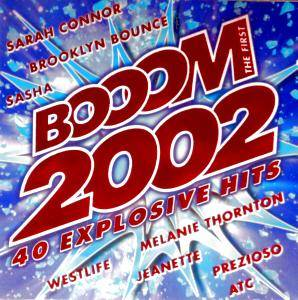 Cover - SQ-1: Booom 2002 - The First