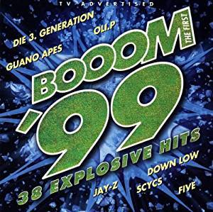 Cover - DJ Tomcraft: Booom '99 - The First
