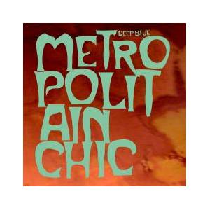 Cover - Deep Blue: Metropolitain Chic