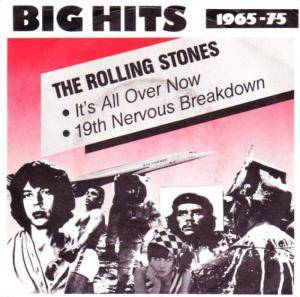 The Rolling Stones: Big Hits 1965-75 - Cover