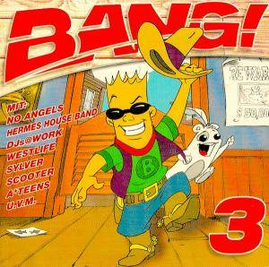Cover - Barcode Brothers: Bang! 3