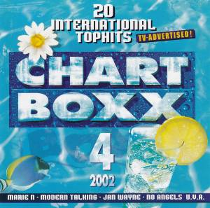 Cover - Corinna May: Chartboxx 2002/04