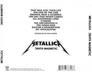 Metallica: Death Magnetic (CD) - Bild 2