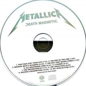 Metallica: Death Magnetic (CD) - Bild 3