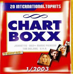 Cover - Tim Deluxe: Chartboxx 2003/01