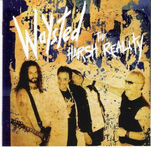 Waysted: Harsh Reality, The - Cover