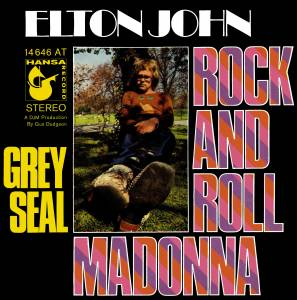 Cover - Elton John: Rock And Roll Madonna