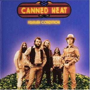 Cover - Canned Heat: Human Condition