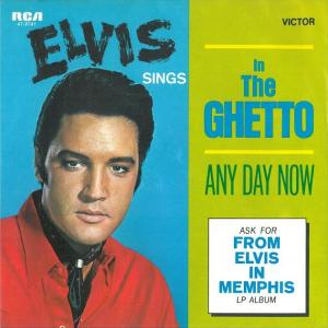 Elvis Presley: In The Ghetto - Cover