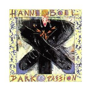 Hanne Boel: Dark Passion (1990) - Cover