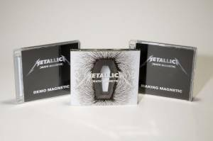 Metallica: Death Magnetic (2-CD + DVD) - Bild 4
