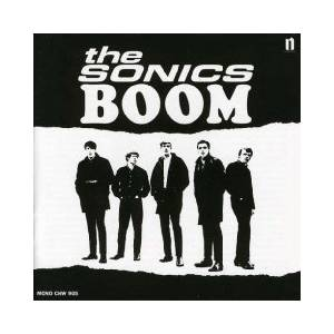 The Sonics: Boom - Cover