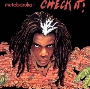 Cover - Mutabaruka: Check It!