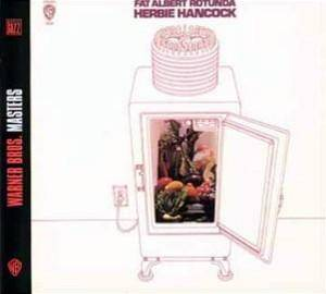 Herbie Hancock: Fat Albert Rotunda - Cover