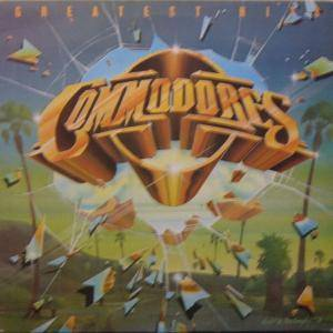 Commodores: Greatest Hits - Cover