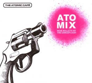 Cover - Justice Vs Simian: Atomix - Indie Bullets Hits The Dancefloor