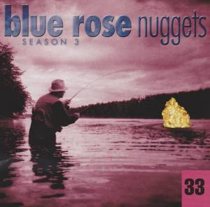 Cover - Patty Hurst Shifter: Blue Rose Nuggets 33