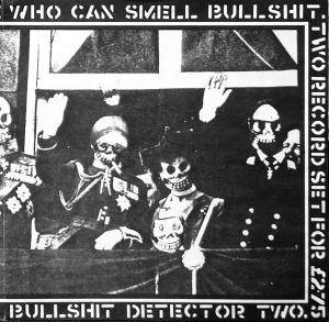 Cover - Anthrax: Bullshit Detector Two