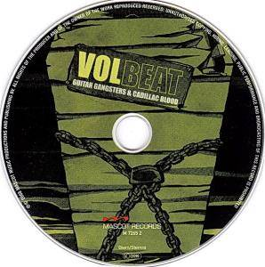 Volbeat: Guitar Gangsters & Cadillac Blood (CD) - Bild 5