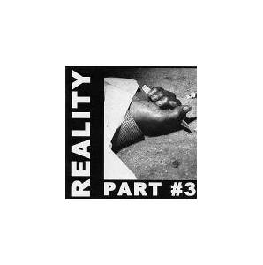 Reality #3 - Cover