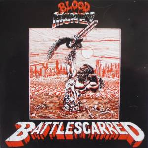 Cover - Blood Money: Battlescarred