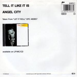"Don Johnson: Tell It Like It Is (7"") - Bild 2"