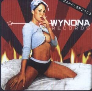 Wynona Records Sampler 2003 - Cover