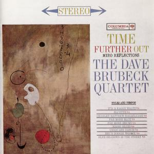 Dave Brubeck Quartet, The: Time Further Out - Cover