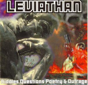 Leviathan: Riddles, Questions, Poetry & Outrage - Cover