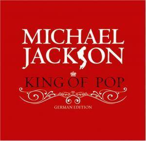Michael Jackson: King Of Pop - Cover