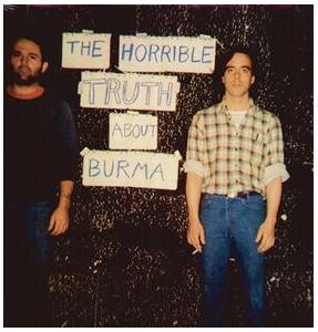 Mission Of Burma: Horrible Truth About Burma, The - Cover