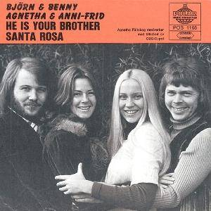 Cover - Björn & Benny, Agnetha & Anni-Frid: He Is Your Brother