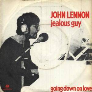 John Lennon: Jealous Guy - Cover