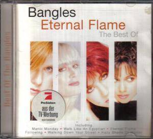 Cover - Susanna Hoffs: Eternal Flame - Best Of The Bangles