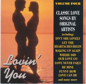 Lovin' You - Volume Four - Cover