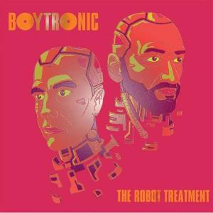Boytronic: Robot Treatment, The - Cover