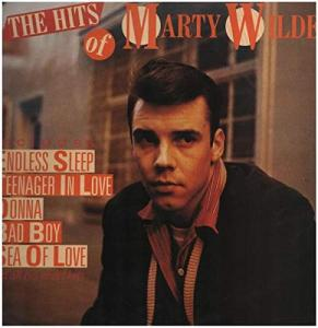 Marty Wilde: Hits Of Marty Wilde, The - Cover