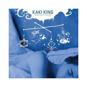 Cover - Kaki King: Dreaming Of Revenge