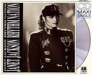 Janet Jackson: Rhythm Nation - Cover