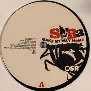 Cover - Seba: Make My Way Home