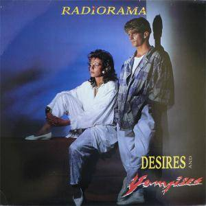 Radiorama: Desires And Vampires - Cover