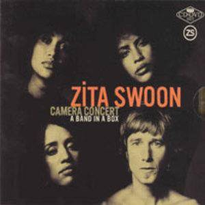 Cover - Zita Swoon: Camera Concert / A Band In A Box