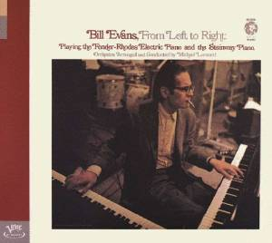 Cover - Bill Evans: From Left To Right
