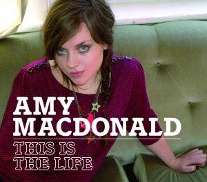 Cover - Amy Macdonald: This Is The Life