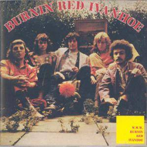 Burnin Red Ivanhoe: Burnin Red Ivanhoe - Cover