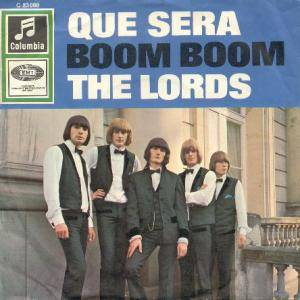 Cover - Lords, The: Que Sera