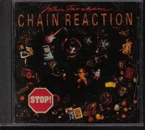 Cover - John Farnham: Chain Reaction