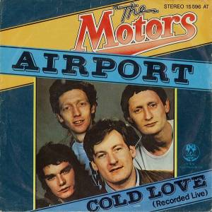 Cover - Motors, The: Airport