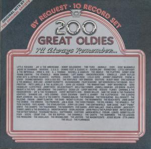 20 Great Oldies Vol. 8 - Cover