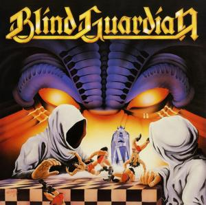 Lucifer's Heritage, Blind Guardian: Battalions Of Fear - Cover